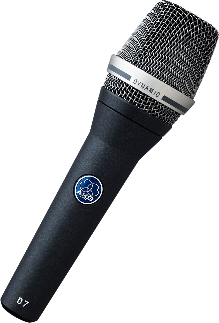 Picture of the AKG D7 Wired Microphone